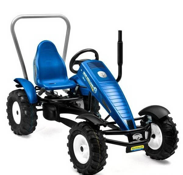 Веломобиль berg Toys New Holland
