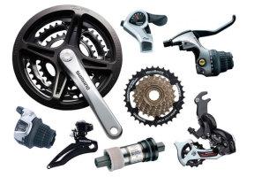 Классификация оборудования Shimano