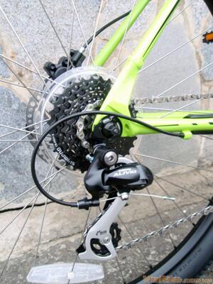 Гидравлические тормоза на велосипед