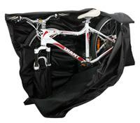 Чехол на велосипед изнутри