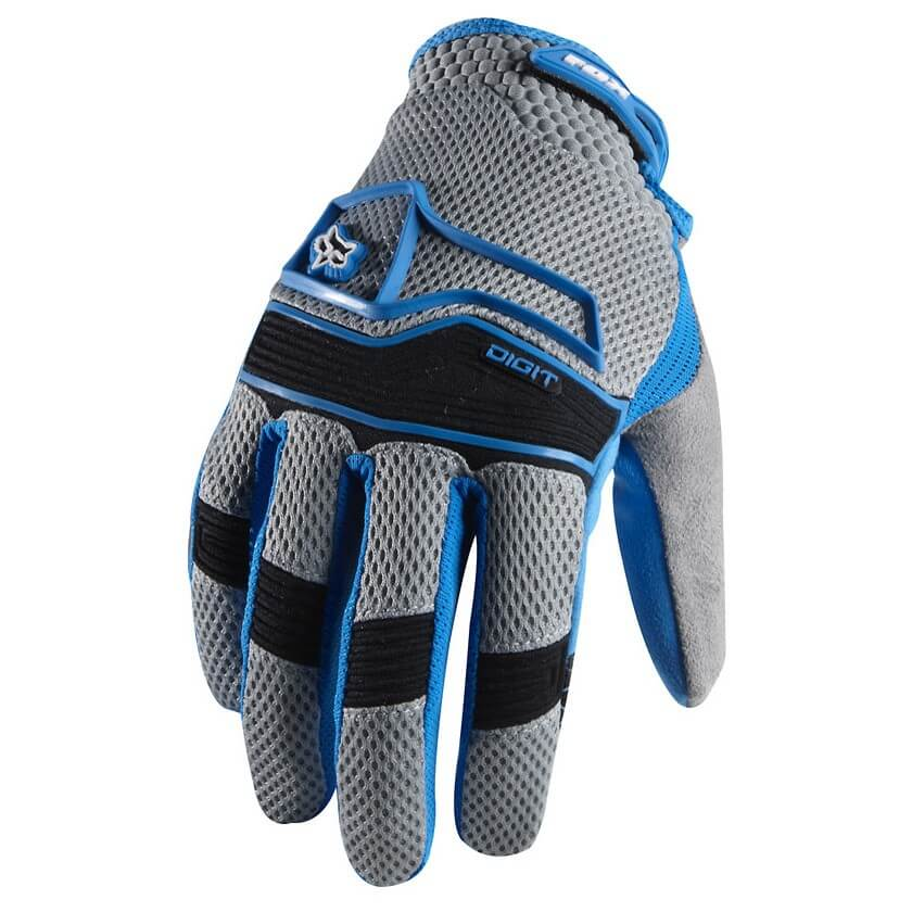 Велоперчатки fox-Racing-Mens-Digit-Glove