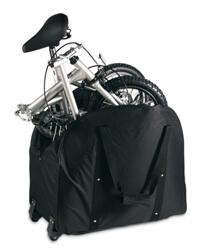 Чехол для складного велосипеда