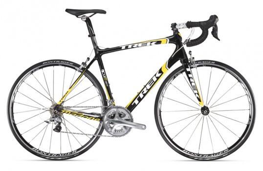 Спортивный шоссейный велосипед Trek Madone 6.2 (2011)