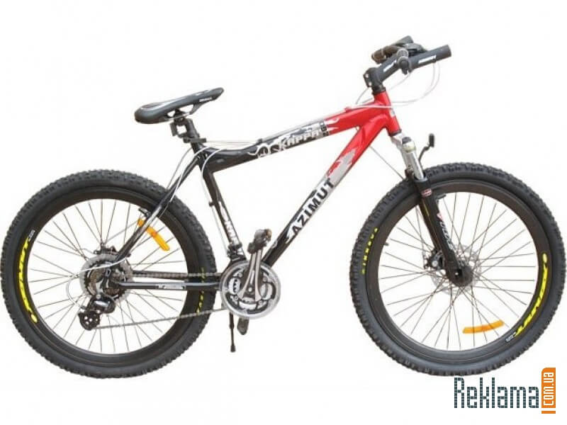 Велосипед горный AZIMUT SCORPION - А FD.