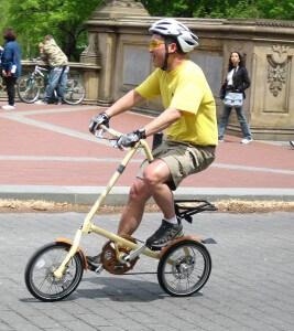 Складные велосипеды для детей и взрослых
