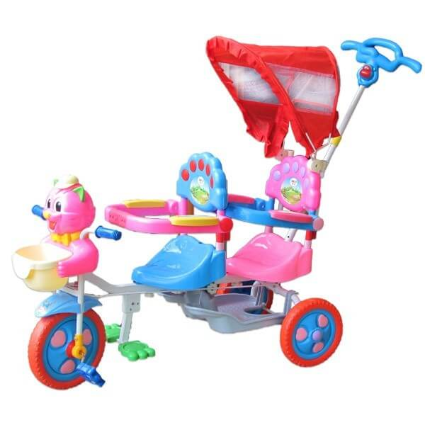 Велосипед для двойни Lider Kids
