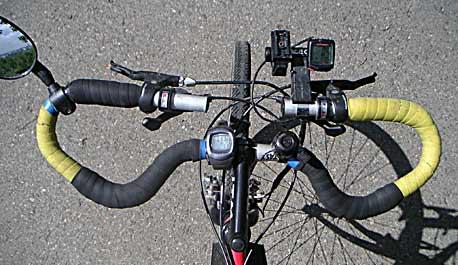 Как выбрать руль велосипеда