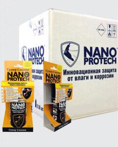 смазка для велосипеда nanoprotech