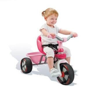 трехколесный велосипед для девочек