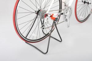 подставка для хранения велосипеда под задние колеса