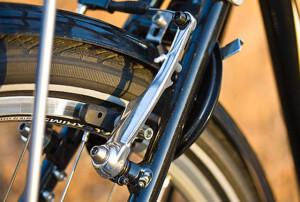 ободная система тормозов велосипеда