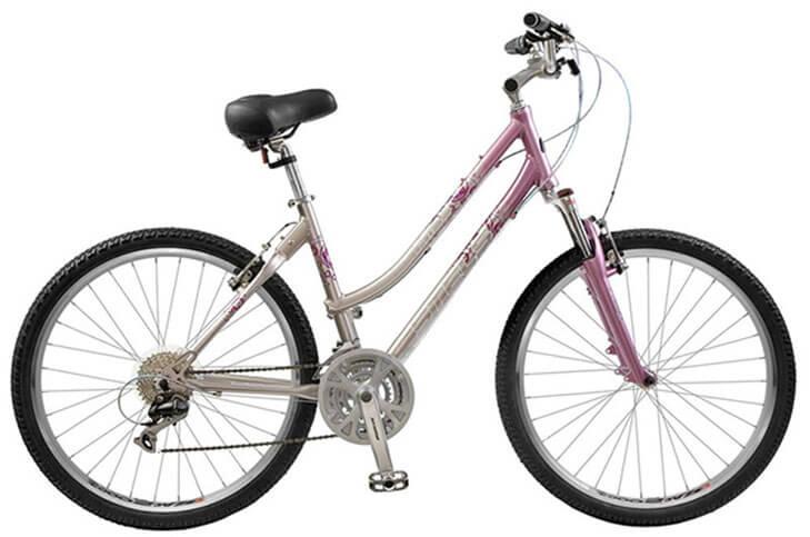 женский велосипед Stels Miss 9300