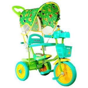 детский трехколесный велосипед Jaguar