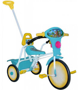 """детский трехколесный велосипед """"Малыш"""""""