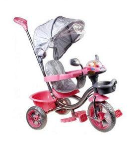 """детский трехколесный велосипед """"Светлячок"""""""
