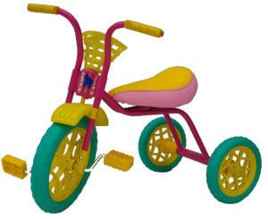 """детский трехколесный велосипед """"Зубренок"""""""