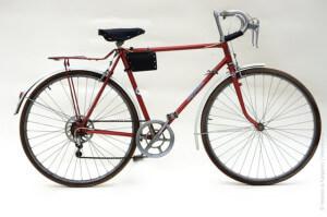 велосипед для туристических поездок ХВЗ 153-421