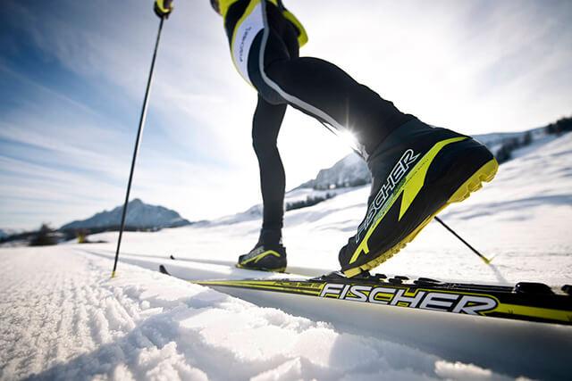 как выбрать беговые лыжи для конькового хода и ботинки к ним