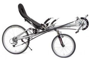лигерад - лежачий велосипед