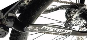 задние перья Flex-Stay велосипедов merida