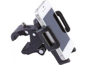 металлический держатель для телефона на велосипед