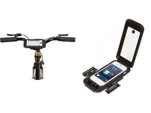 водонепроницаемый чехол и держатель на руль велобайка для iphone 5s
