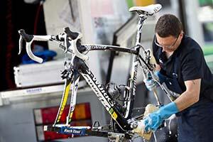 то, обслуживание, смазка и подготовка велосипеда после зимы