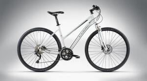 городской женский велосипед cube nature pro lady