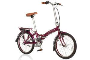 складной велосипед shulz goa-3