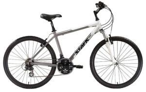 горный велосипед для прогулок stark indy