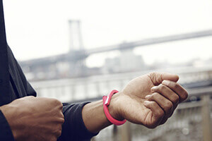 Фитнес браслет jawbone up24