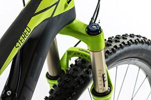 Регулировка передней вилки на велосипеде