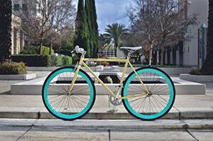 Cинглспид велосипед