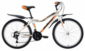Подростковый велосипед с колесами 24 дюйма