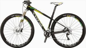 Велосипед для взрослых с диаметром колес 29 дюймов