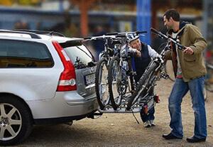 Крепление для велосипедов на фаркоп