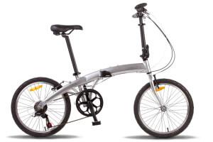 Взрослый складной велосипед Pride Mini 3sp RST