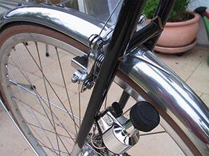 Динамомашина для велосипеда на 12 вольт
