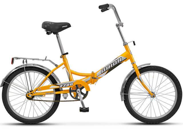 Подростковый складной велосипед Orion 2200