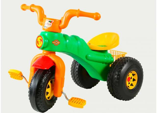Детский трехколесный велосипед Orion Mini