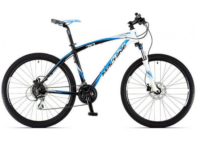Горный велосипед для новичков Rock Machine Heatwave