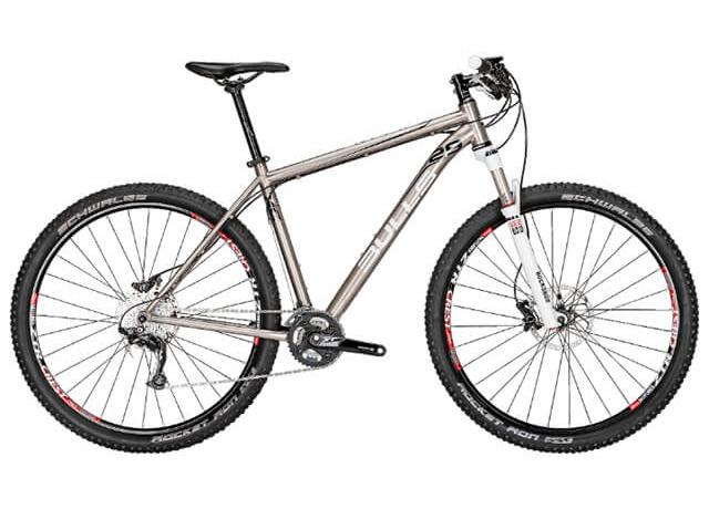 Горный велосипед для кросс-кантри Bulls Tirone с титановой рамой