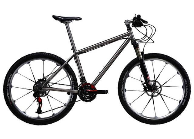 MTB велосипед для кросс-кантри Cronus King 1.0 с титановой рамой