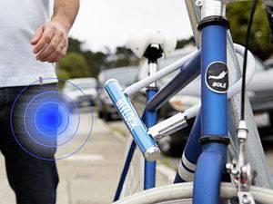 GPS маяк для велосипеда