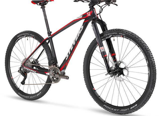 Горный карбоновый велосипед Stevens Sonora SL DI2