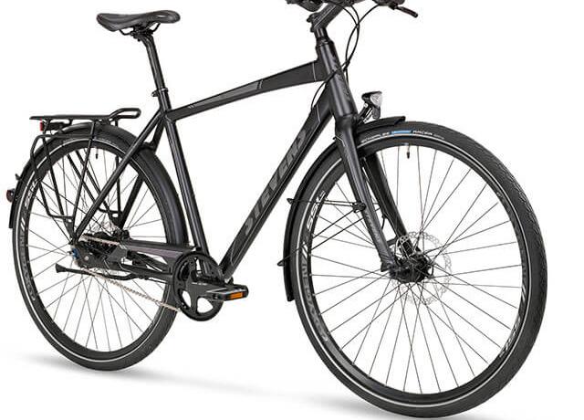 Городской велосипед Stevens Super Flight Disc Gent