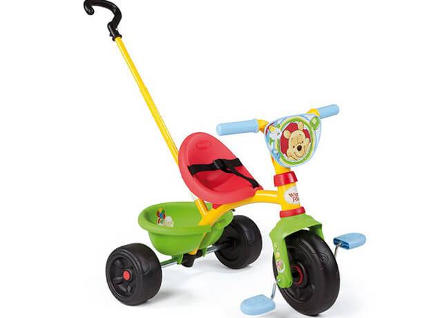Детский трехколесный велосипед Smoby Be Move Winnie