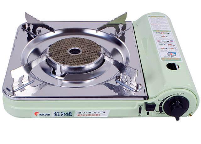 Газовая туристическая плита MS-3500C