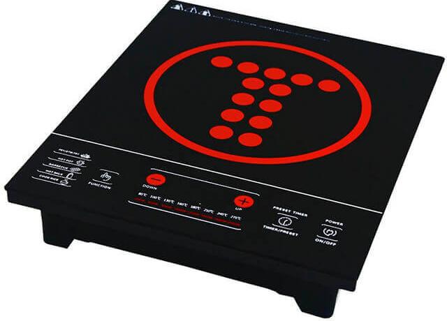 Электрическая походная плита Turbo TV-2350W