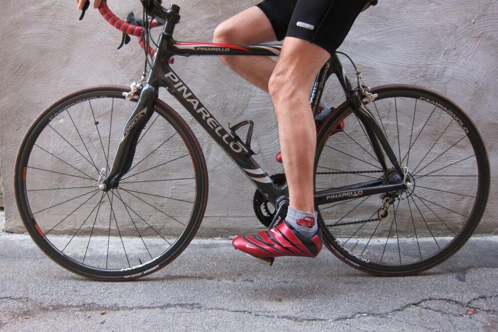 какие мышцы качает велосипед